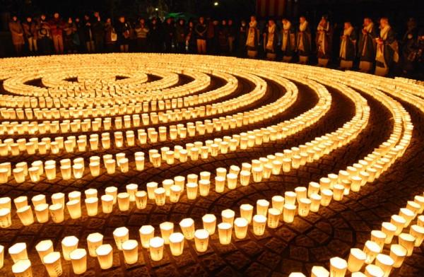 57172 万灯供養:長谷寺