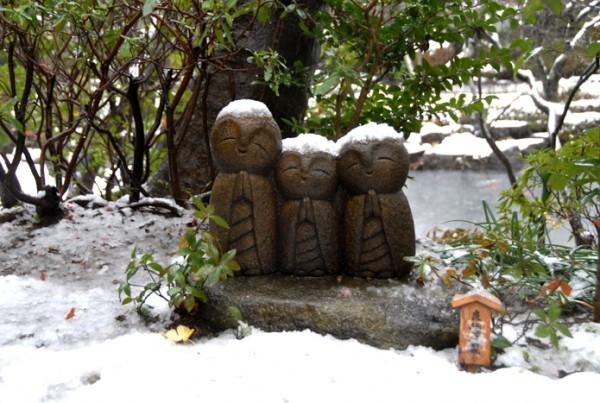 0116雪の日 良縁