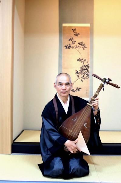 松田僧侶 琵琶
