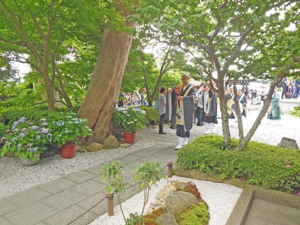 6月18日(火)稲荷祭